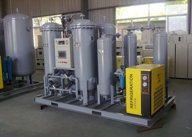 PSA Industrial Nitrogen Generator , automatic Air Separation Equipment