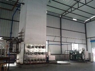 China Low Pressure Liquid Oxygen Nitrogen Gas Plant / Cryogenic Air Separation Unit 500KWon sales